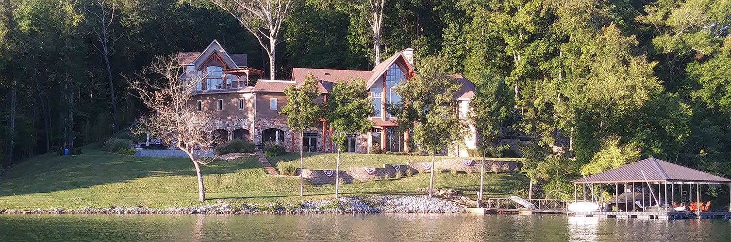 Homes on the Lake for Sale in Winchester TN